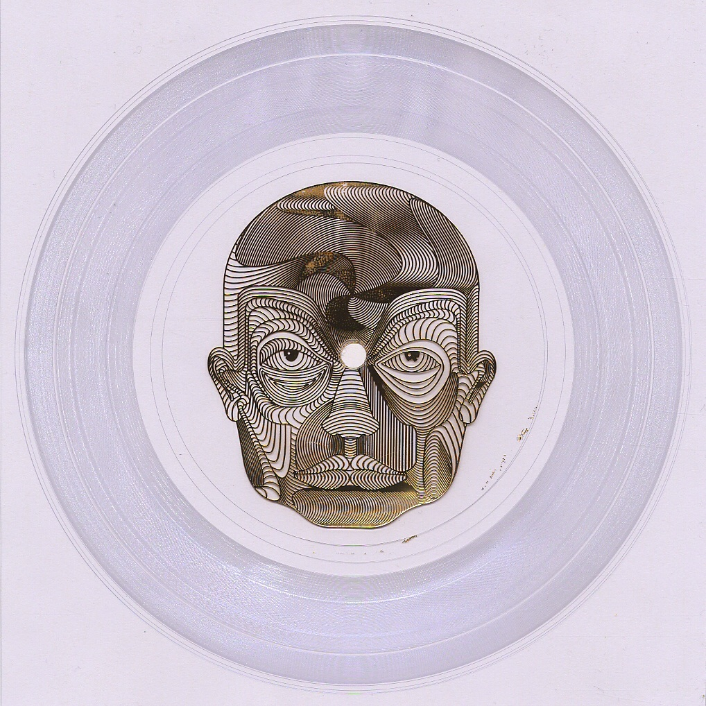 "Tewz - On Blast Off / Ancient Astronauts (Flexi Disc 7"")"